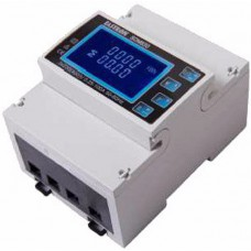Voltronic Optional External Din rail Energy Meter solution