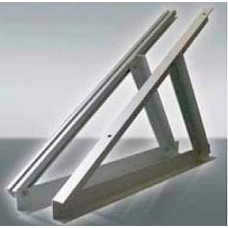 Flat-Roof Stand for 1 horizontal module 30°